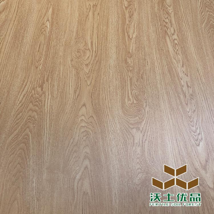 4*8尺环保e1级三聚氰胺板 沃土优品免漆板生产厂家