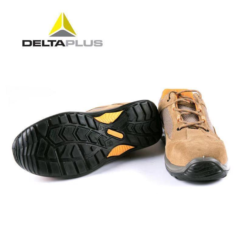 代尔塔301210防静电安全防护鞋代尔塔彩虹劳保鞋DELTAPLUS防滑轻便工作鞋
