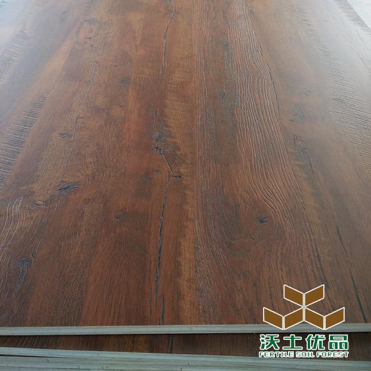 4*8尺实木生态免漆板 沃土优品免漆生态板生产厂家