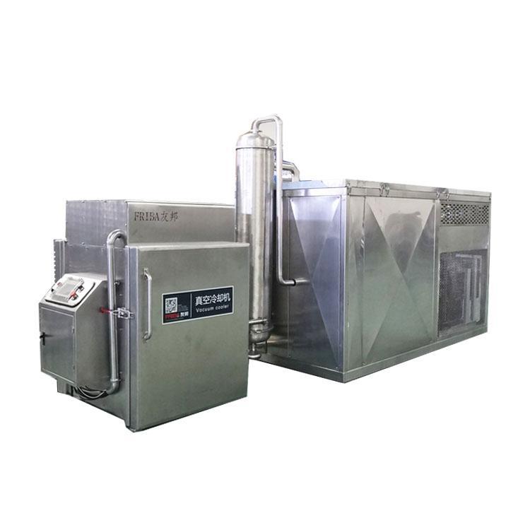 鸡腿鸡肉串冷却降温机 肉制品冷却设备