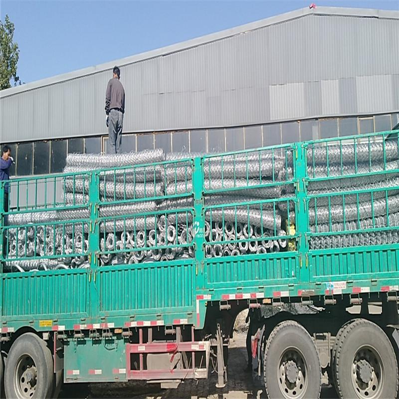 络乐电焊石笼网 铁丝石笼网 镀锌石笼网厂