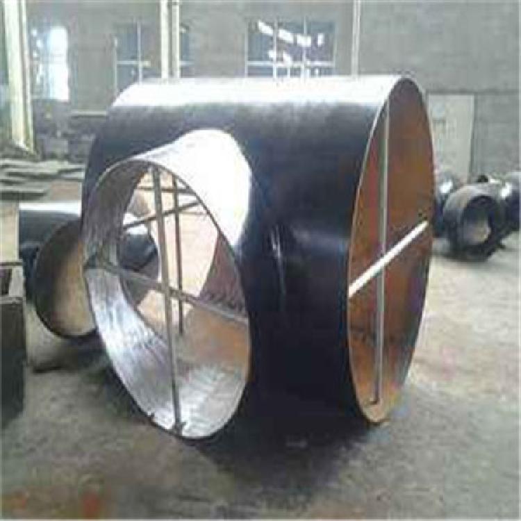 大量库存 变径三通 异径三通管件 生产加工