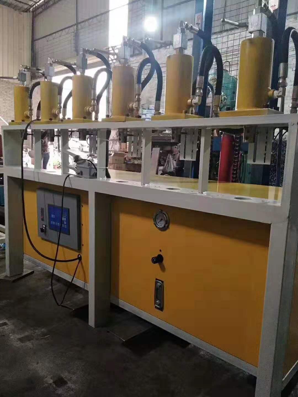 定制液压设备定制冲孔机华然报价