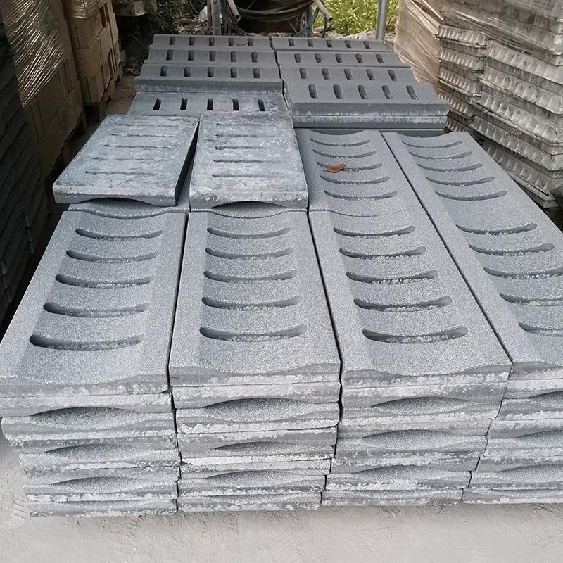 广州越威厂家直销 混泥土排水沟盖板 地沟雨水篦子 水沟盖板篦子 万科地产直供 品质保障