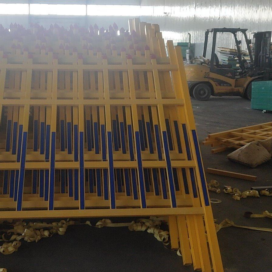围栏车间-变压器围栏-现场组装方便