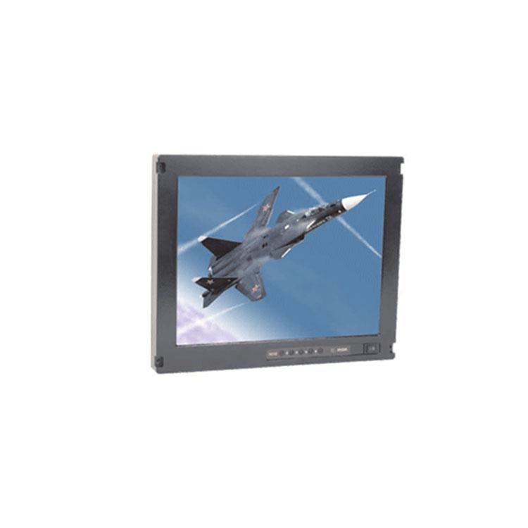 15寸加固军用显示器-IP55防护加固液晶显示器品牌厂家制造商