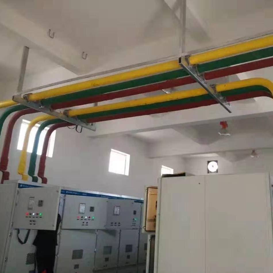 广东-水电站-全绝缘管型母线