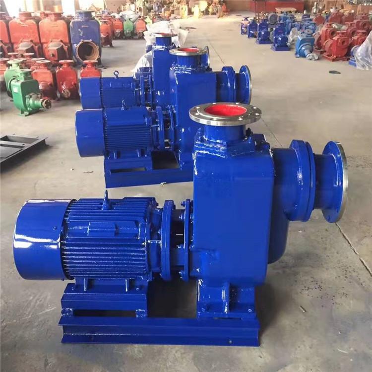 厂家现货 排污泵 ZW型自吸无堵塞排污泵 质优价廉 批发零售