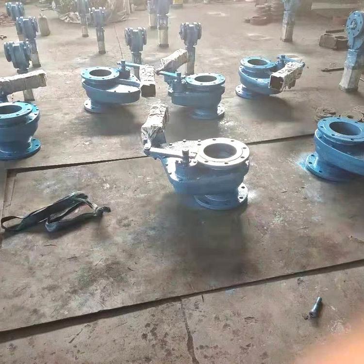 气力输送耐磨陶瓷阀 卓扬 耐高温陶瓷进料阀供应