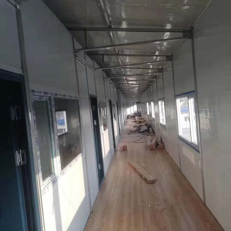 工地员工房 活动板房生产厂家 活动板房规格 盈联机械