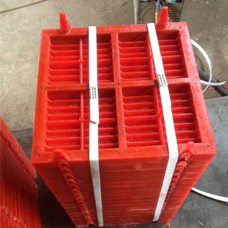 矿用振动筛板 聚氨酯高频筛网 矿用聚氨酯脱水筛
