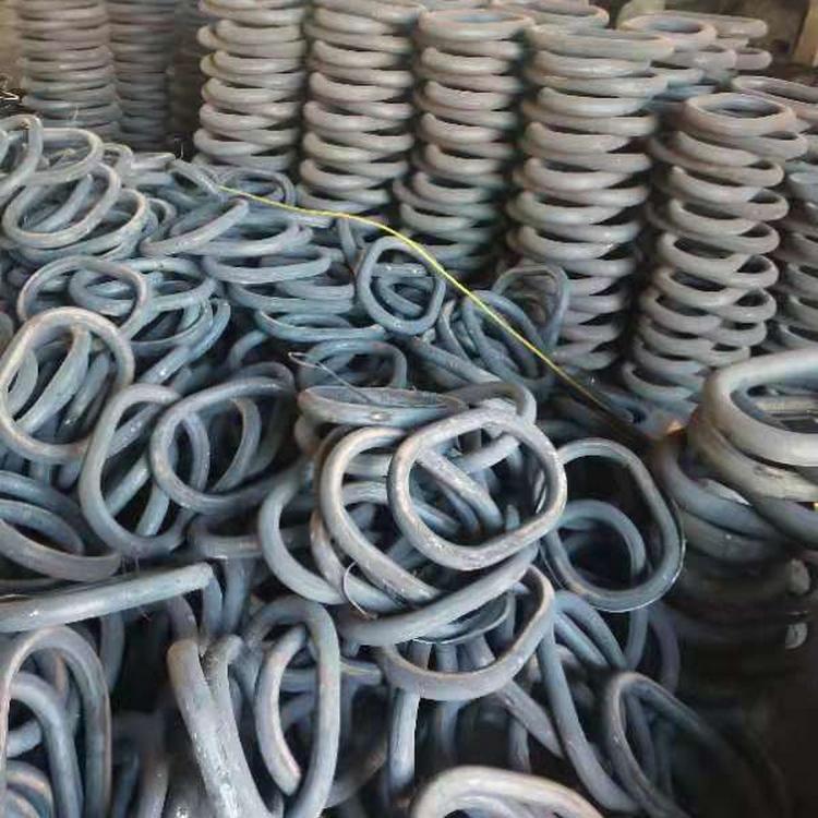 无缝强力环锻造件 山东勤富 椭圆环锻造价格