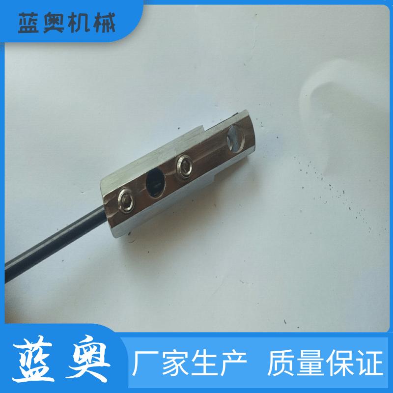 宁津蓝奥厂家 生产 M12加长锁线头 焊接专用锁线头 质量保证