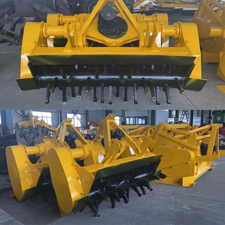 金齐鲁 180型 混凝土水泥路面拌和机 耐磨悬挂式稳定土拌和机 路基稳定土拌和机