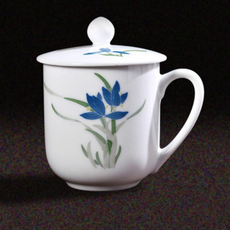醴陵釉下彩手绘陶瓷会议纪念礼品供应高品质高质量品质服务长期供应信誉保证