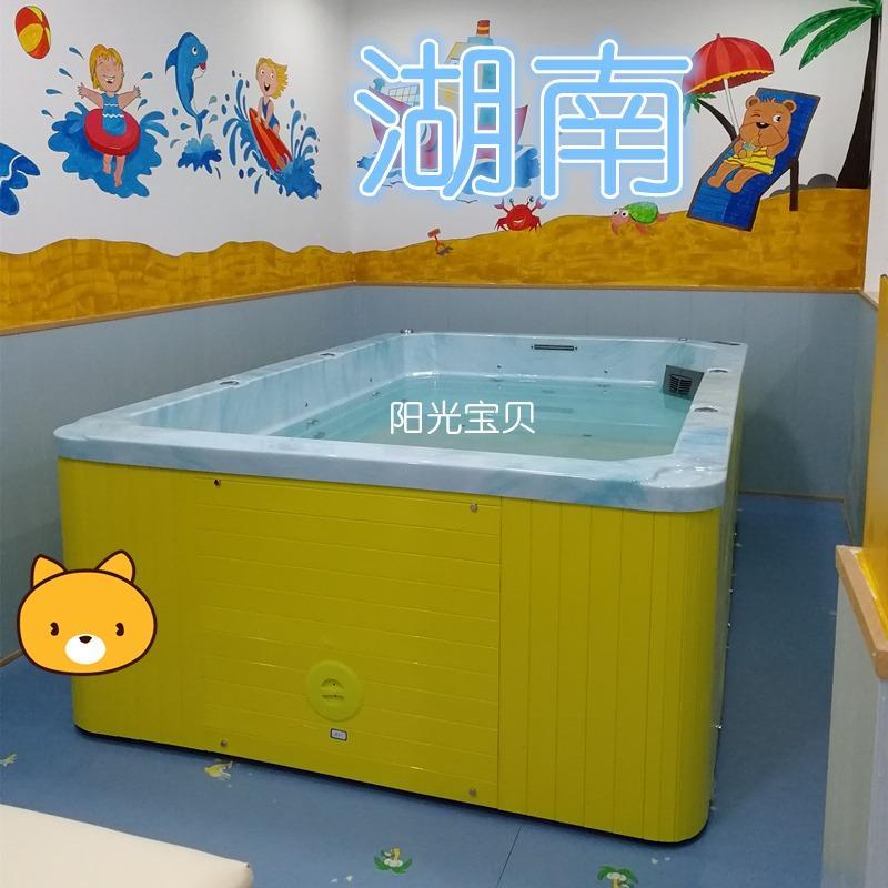 长方形儿童游泳池-昆明婴儿泳池-冲浪泡泡游泳池