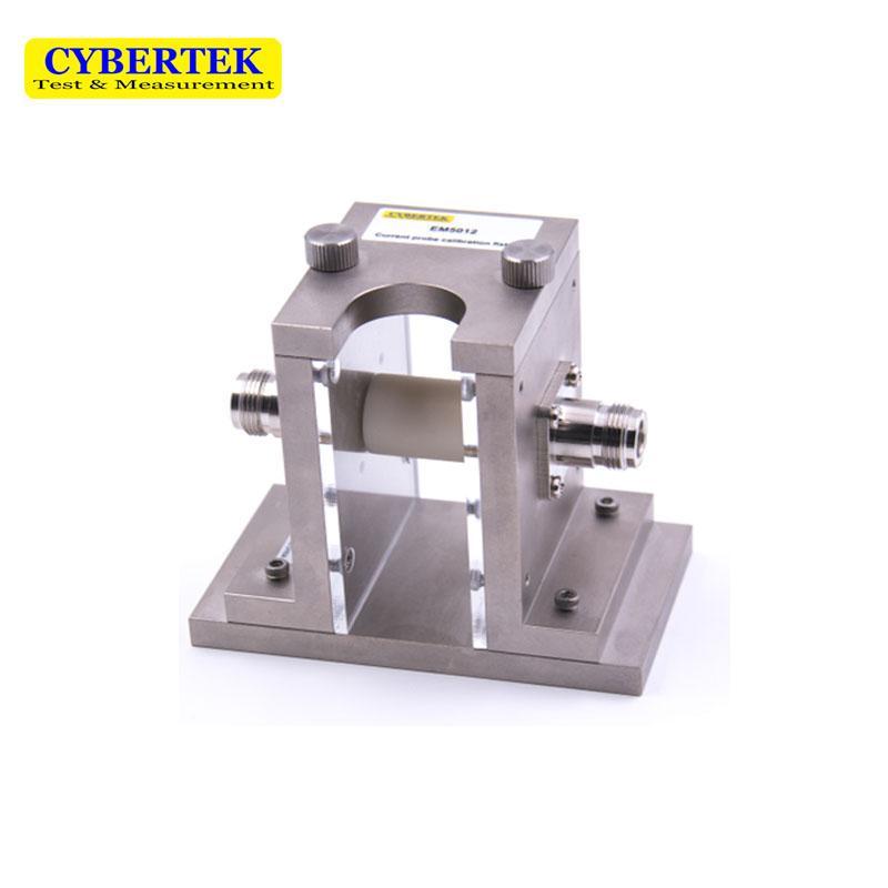 知用CYBERTEK射频电流探头夹具 实验测试校准装置EMI EM5012