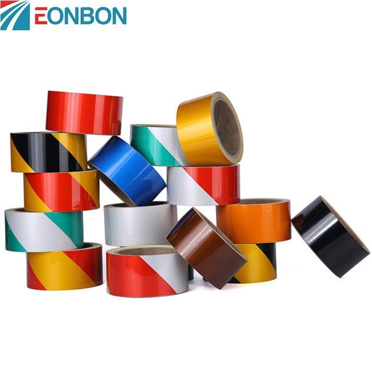 辽宁反光警示胶带厂家 EONBON道路交通反光警示胶带价格 现货供应 规格可定制