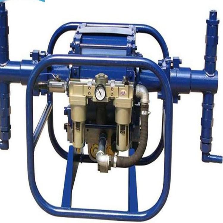 高压气动注浆泵注浆机 湖南常德 2ZBQ30/3气动注浆机注浆泵