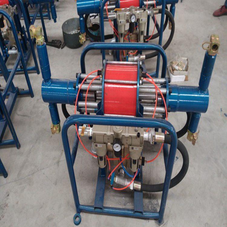 压力可调气动注浆泵 江西抚州 2ZBQ系列气动注浆机