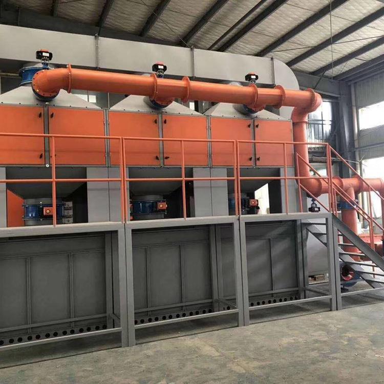 工业催化燃烧设备 嘉达 支持定制 催化燃烧设备型号