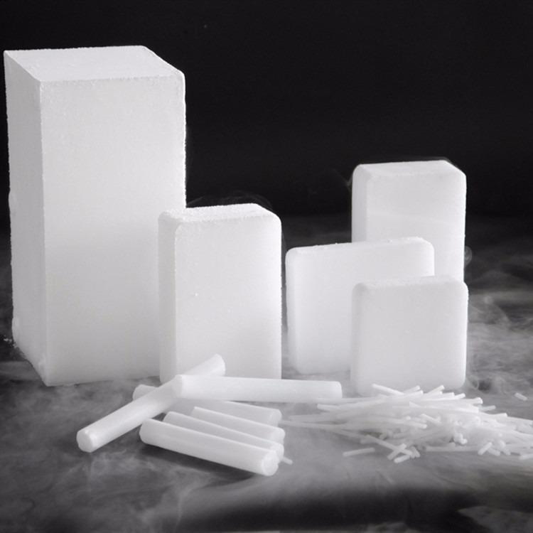 专业冷链运输保鲜干冰厂家配送批发 品种齐全