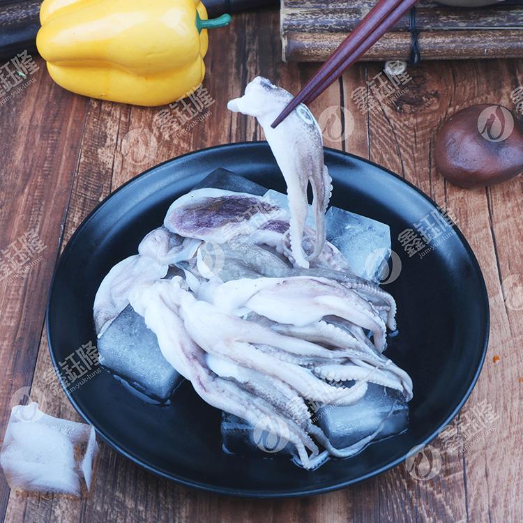 鑫钰隆火锅食材工厂-冷冻章鱼须160g-火锅一口章鱼须
