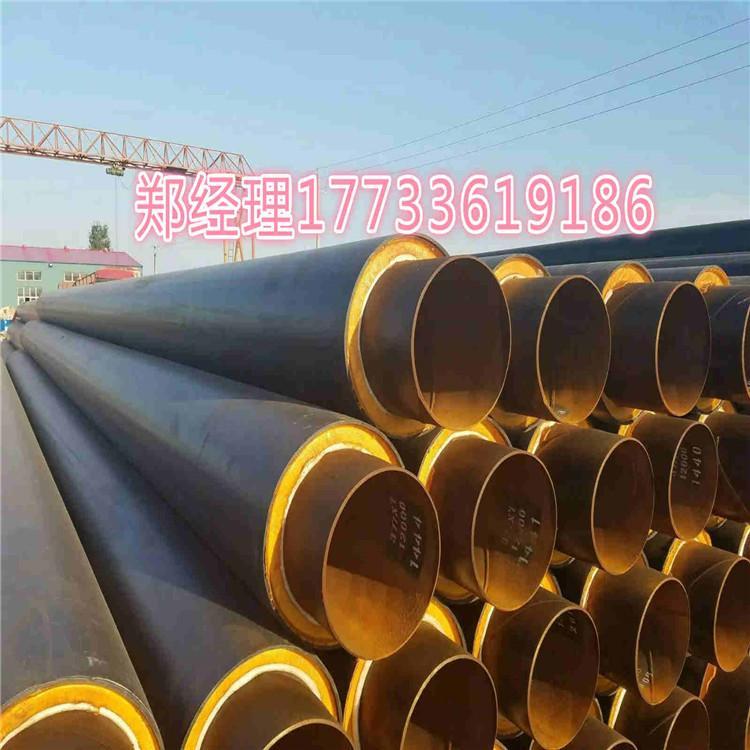 防腐管道聚氨酯保温管加工定制 科屹 聚氨酯保温管生产厂家