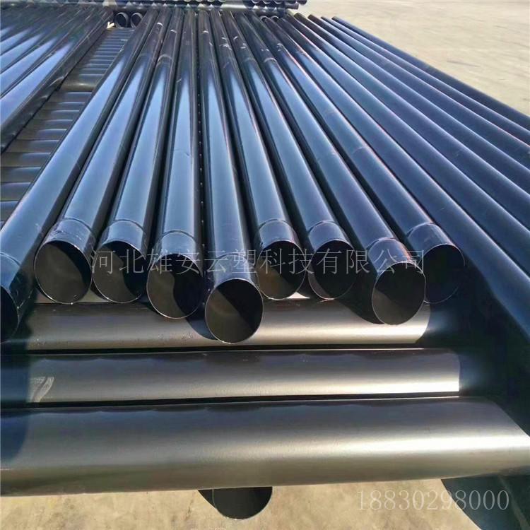 抗压抗老化热侵塑钢管 防腐环氧热侵塑钢管 国标工程热侵塑电力管