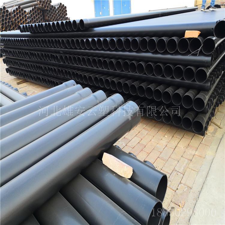 热浸塑钢管 电力通讯保护塑钢管