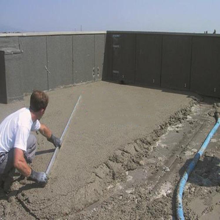 英材厂家LC5.0轻集料混凝土低批发价LC7.5轻集料泡沫混凝土垫层