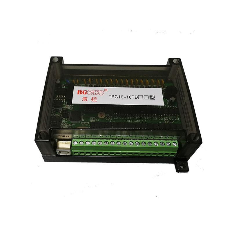 PLC国产PLC控制器表控牌TPC16-16TD型控制器使用简便