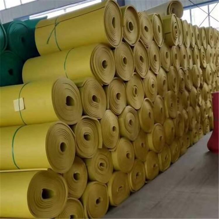 黄色橡塑板 彩色橡塑板 颜色可定制
