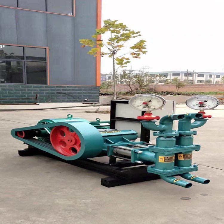 BW150泥浆泵参数用途及性能 江西宜春 双液调速高压注浆泵