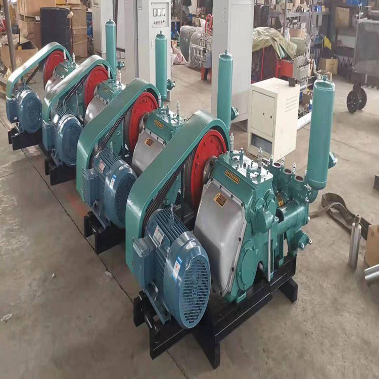 BW150高扬程泥浆泵 黑龙江鹤岗 BW150矿用泥浆泵