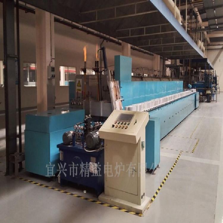 铁合金用钼丝电炉图片精益电炉量身定做无锡铁合金用钼丝电炉