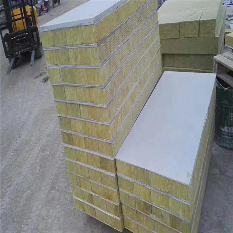 岩棉复合板 玻璃棉复合板 保质保量