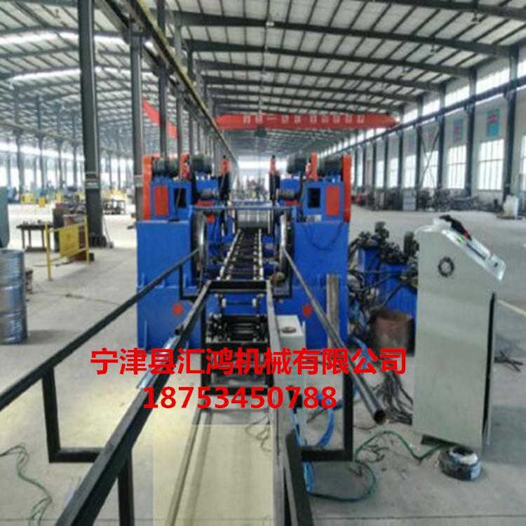 山东汇鸿机械200L钢桶生产线 宁津汇鸿机械制桶设备 200L钢桶设备 制桶生产线
