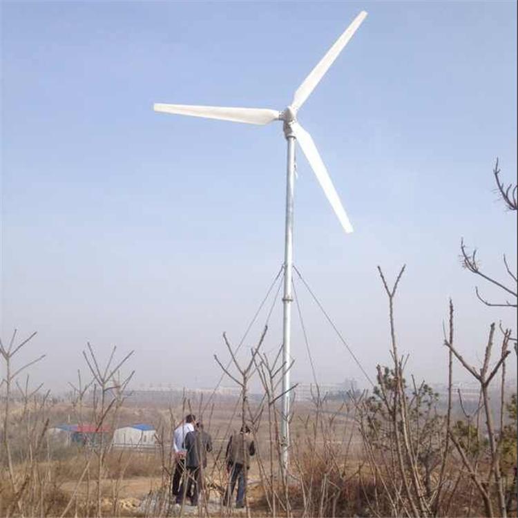 晟成20千瓦风力发电机水平轴风力发电机草原安装定做