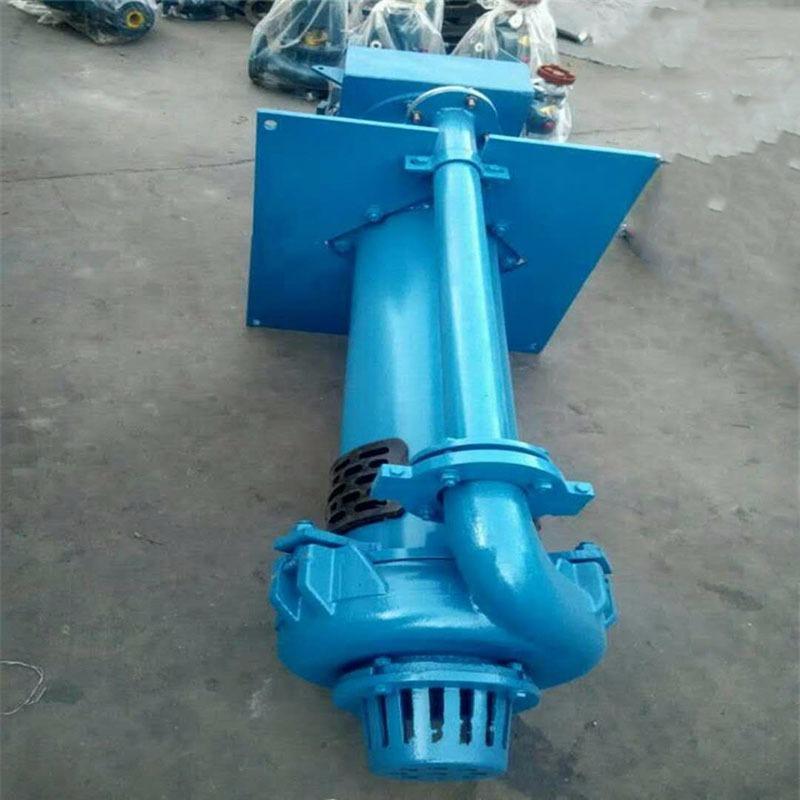 40PV液下渣浆泵排污泵泥浆泵立式抽沙泵厂家泥沙泵