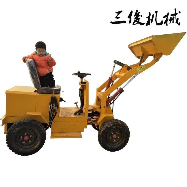 电动铲车 小型装载机全新二手