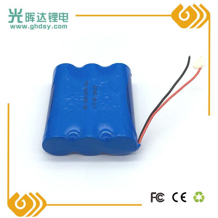 新型锂电池电动工具优质3.7V6000mAh锂电池