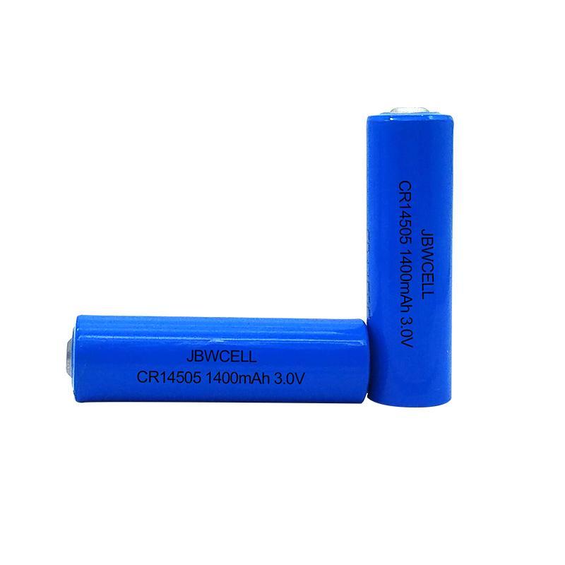 厂家直销 高容量CR14505柱式锂电池
