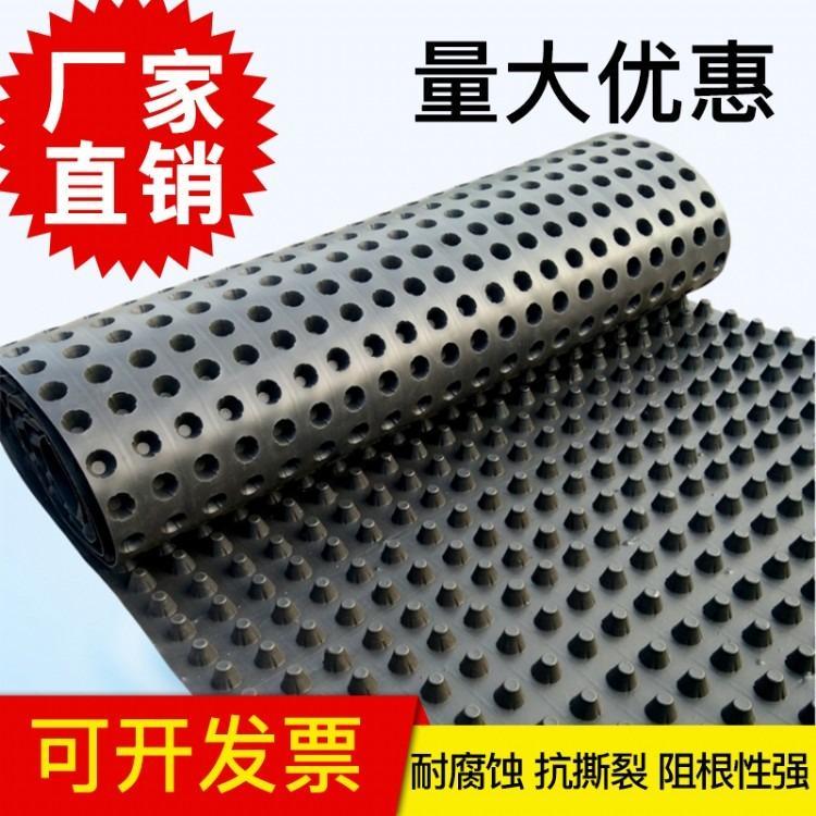 双利排水板厂家直销 车库绿化蓄排水板 品质保证