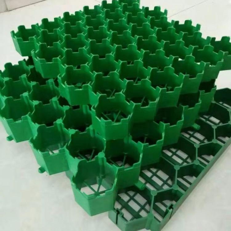 双利植草格 高抗压平口植草格 生产直销