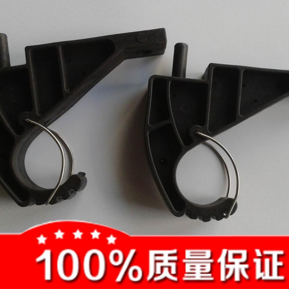 塑包钢电缆挂架