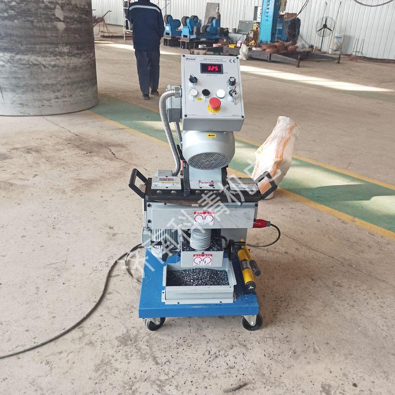 河南经济型自动行进式钢板铣边机 安阳压力容器厂通用型