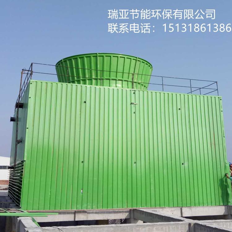 喷雾冷却塔 喷雾冷却塔 生产厂家无填料-瑞亚