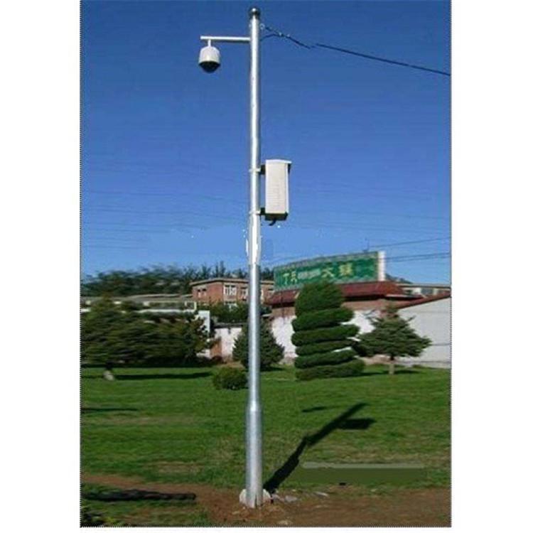 监控立杆摄像机监控立杆监控立杆售后服务