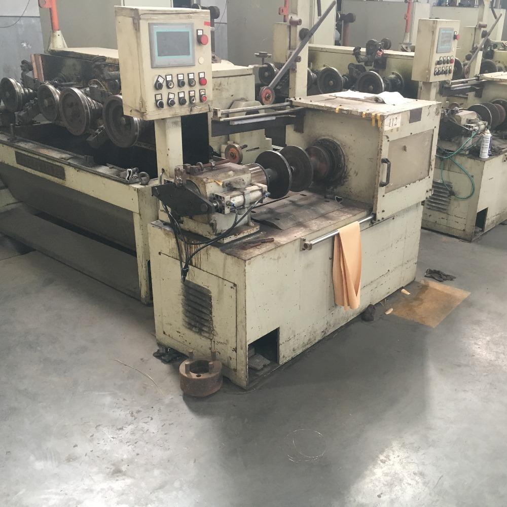 苏州拉丝机厂家-伺服直驱式钢筋拉丝机-钢丝拔丝机